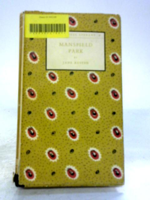 Mansfield Park by Jane Austen