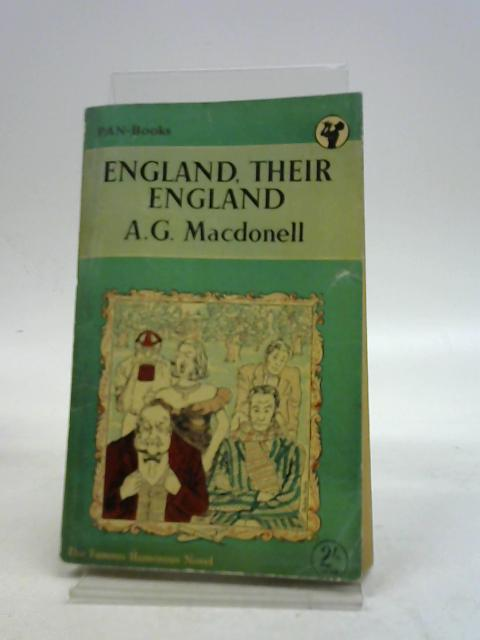 England, their England by A G MACDONELL