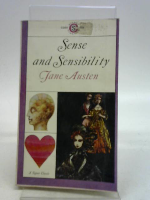 Austen Jane : Sense and Sensibility (Sc) (Signet classics) by Jane Austen,