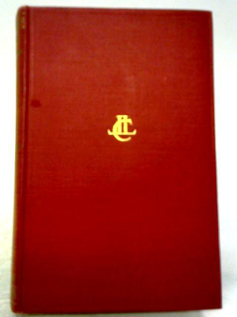 Ovid : Metamorphoses in Two Volumes : Volume 1, Books I -VIII by Frank Justus Miller