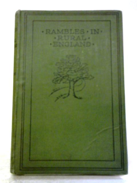 Rambles in Rural England by William J. Claxton
