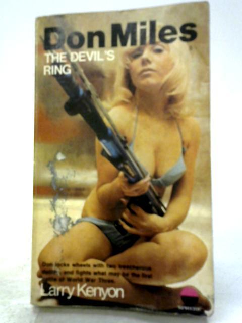 Devil's Ring (Don Miles S.) By Larry Kenyon