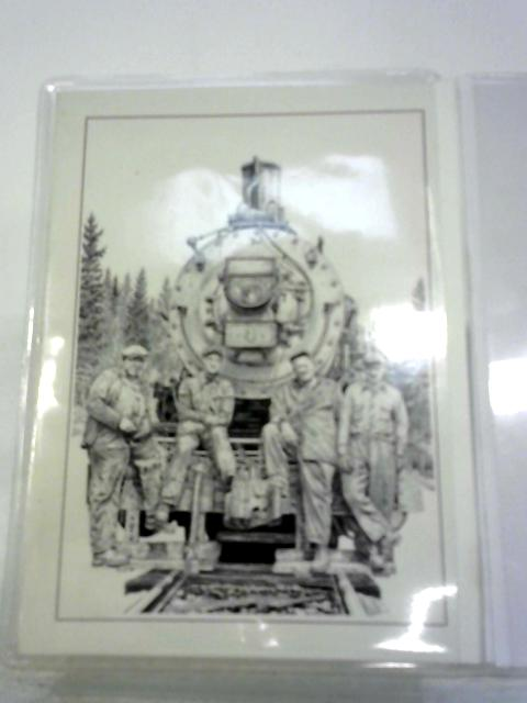Remembering The Engines of The Canmore Mines By Michael Vincent