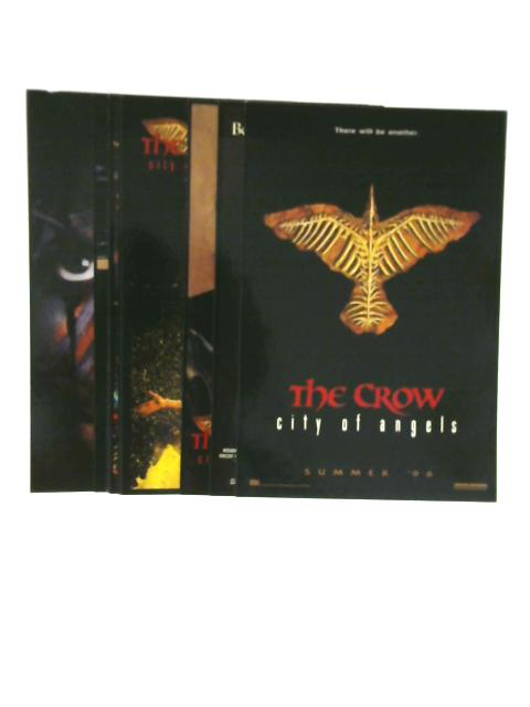 'The Crow: City of Angels' - Set of 12 Postcards By Unstated