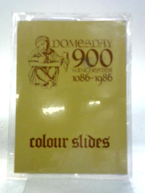 Domesday 900 Winchester - Colour Slides By Unstated