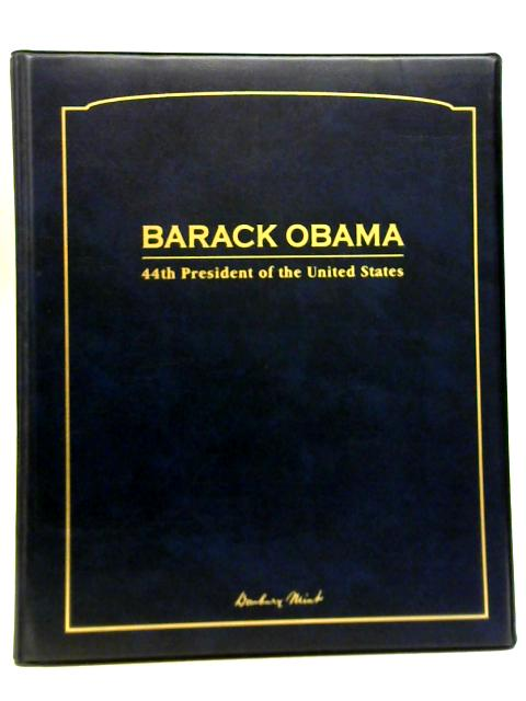 Barack Obama - 44th President of the United States. Inauguration collection set By Anon