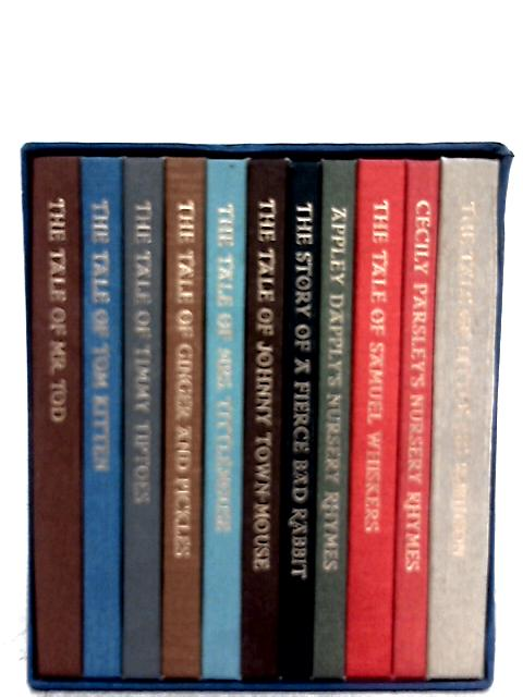 The Tales of Beatrix Potter 11 Complete Volumes in Slipcase by Beatrix Potter