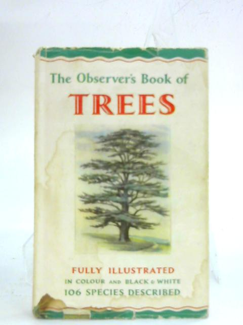 The Observer's Book of Trees by W.J. Stokoe