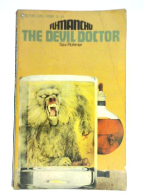 The Devil Doctor by Sax Rohmer