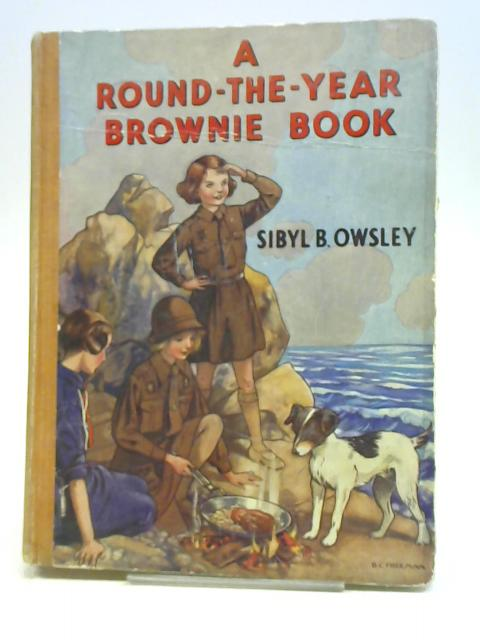 A Round-The-Year Brownie Book By Sibyl B. Owsley