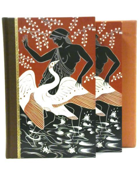 The Greek Myths Vol 1 & 2 by Robert Graves