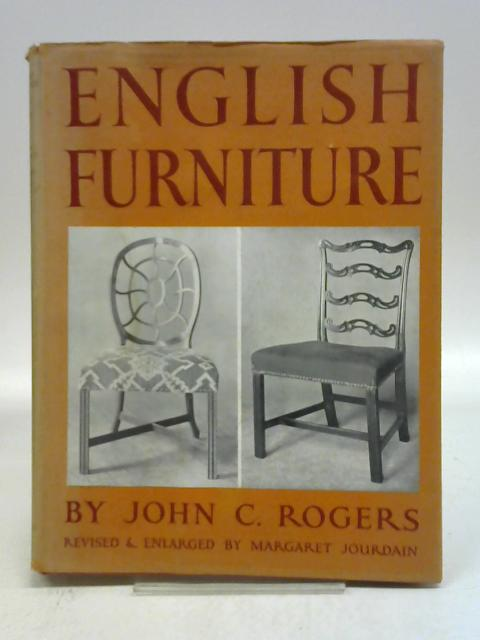 English Furniture by John C Rogers