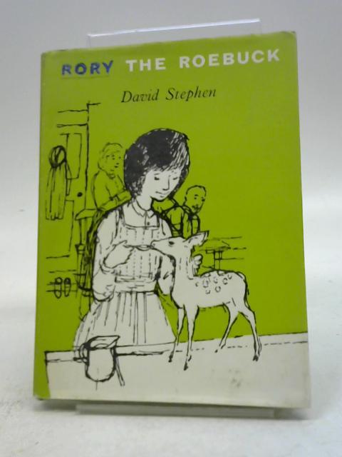 Rory the roebuck By David Stephen