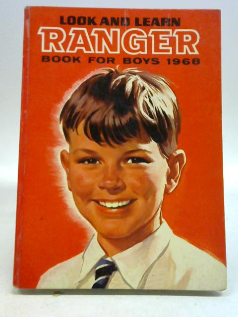 Look and Learn Ranger Book for Boys 1968 By No author