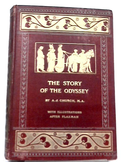 The Story of the Odyssey by A. J. Church
