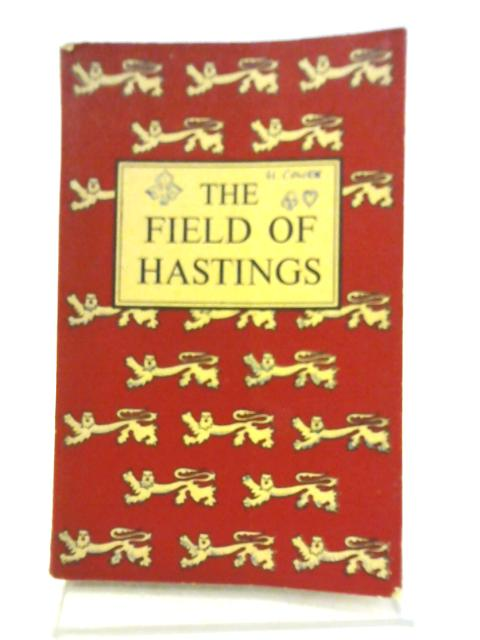 The Field of Hastings By Charles H Lemmon