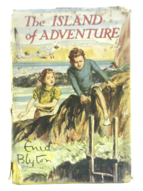The Island of Adventure by Enid Blyton