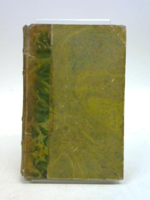 Cinq Mars ou Une Conjuration SOus Louis XIII By Alfred De Vigny