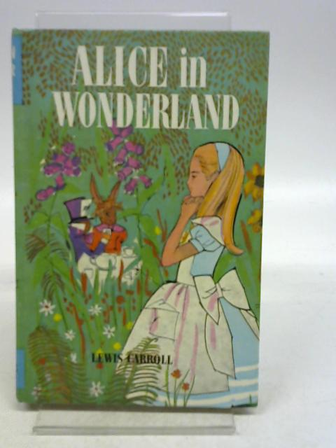 Alice in wonderland By Lewis Carrol