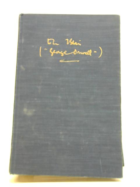 Collected Essays, Journalism and Letters: My Country Right or Left, 1940-43 v. 2 by George Orwell,