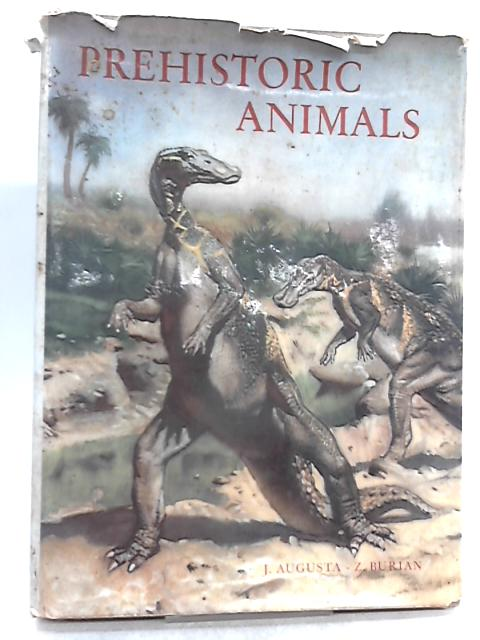 Prehistoric Animals by Joseph Augusta