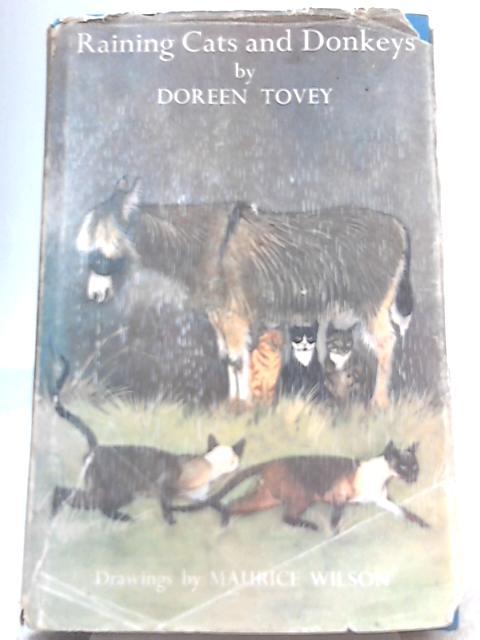 Raining Cats and Donkeys by Tovey, Doreen.