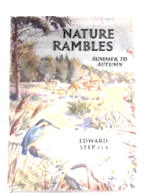 Nature Rambles by Edward Step