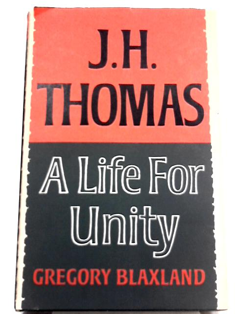 J. H. Thomas by Gregory Blaxland