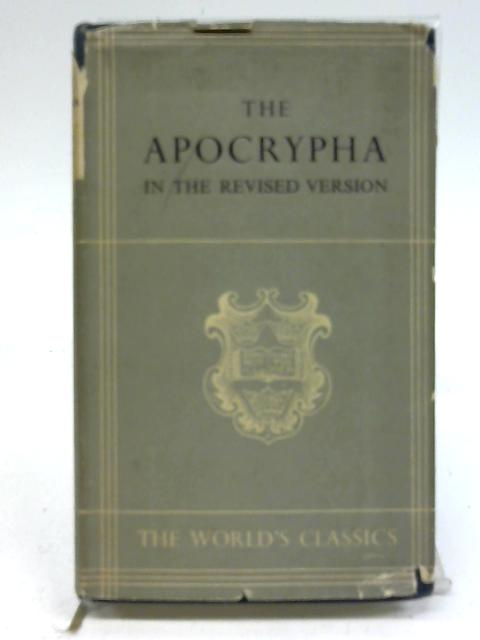 The Apocrypha by Unstated