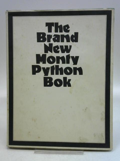 Brand New Monty Pyhon BOk Tits'n Bums A weekly Look At Church Architecture By Unknown