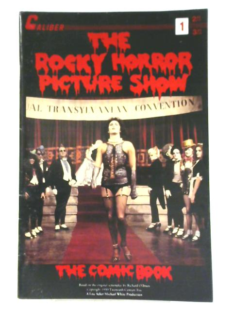 The Rocky Horror Picture Show, Vol.1 No.1