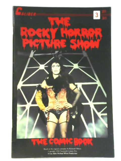 The Rocky Horror Picture Show, Vol.1 No.3