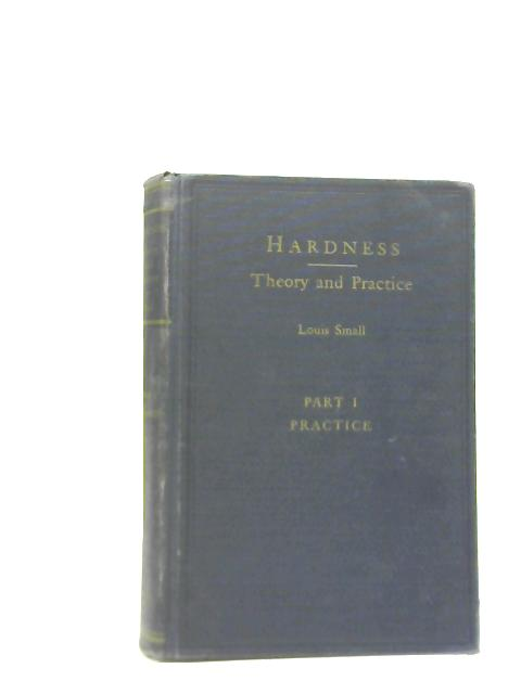 Hardness: Theory and Practice Part 1: Practice by Louis Small