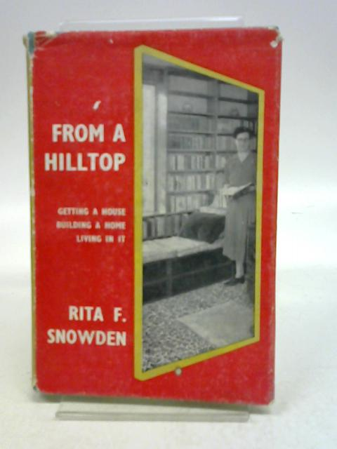 From a hilltop by Rita F Snowden,