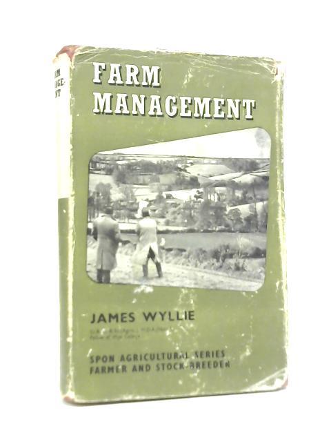 Farm Management by James Wyllie