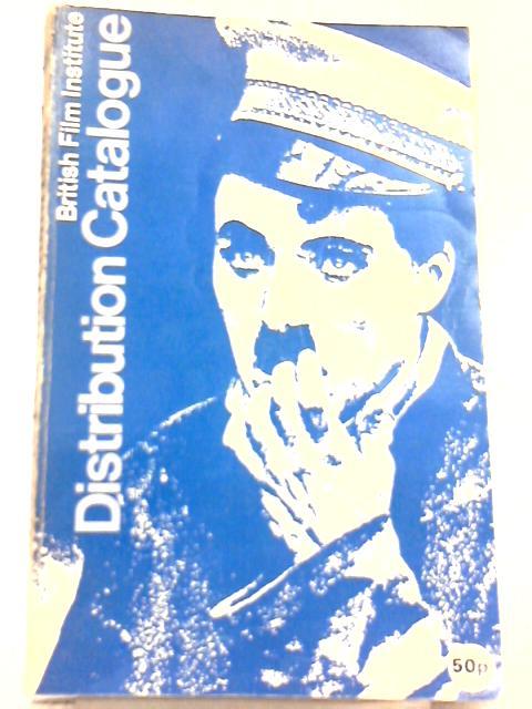 British Film Institute Distribution Catalogue By BFI