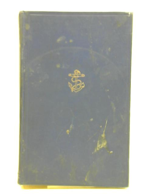 Admiralty Navigation Manual Volume 1 by Unknown