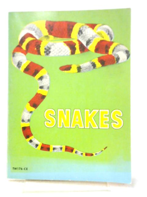 Snakes by Herbet S. Zim
