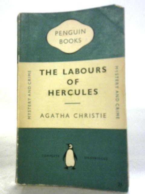 The Labours of Hercules (Penguin Books. no. 928.) by Agatha Christie
