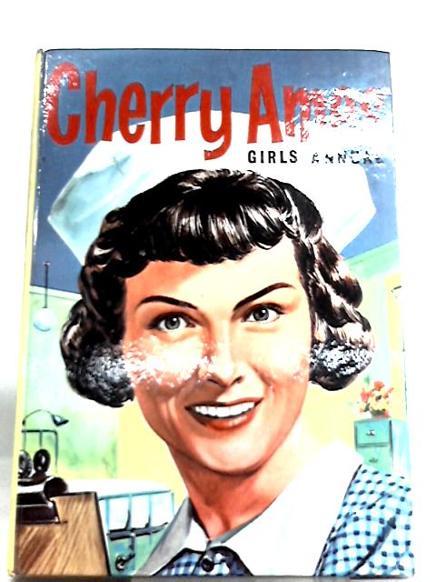Cherry Ames Girls Annual by