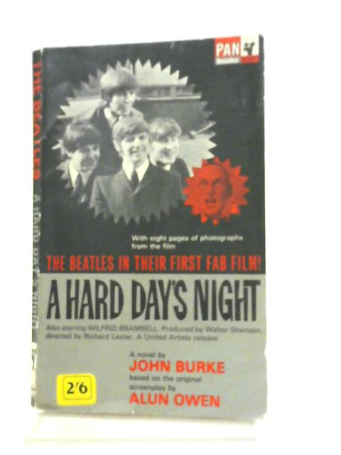 A Hard Day's Night by John Burke