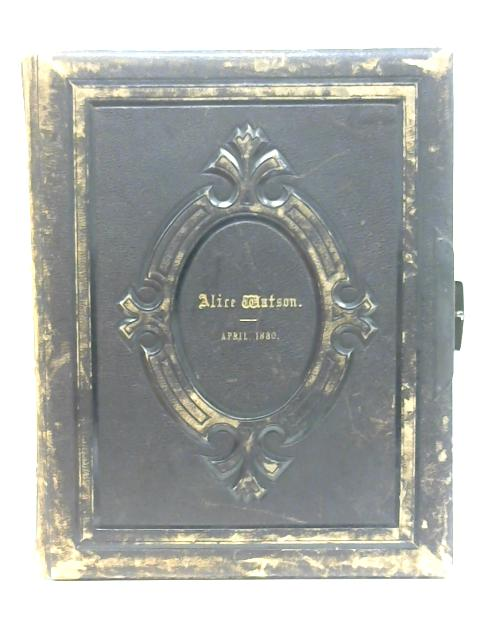 Victorian Photo Album - Alice Watson and relations by Unknown