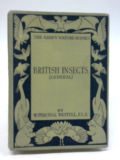 British Insects (General) by W. Percival Westell