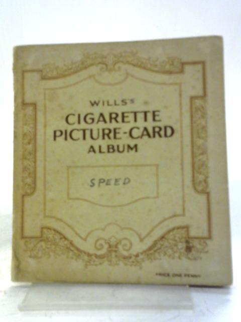 Wills's Cigarette Picture-Card Album By Wills's Cigarettes