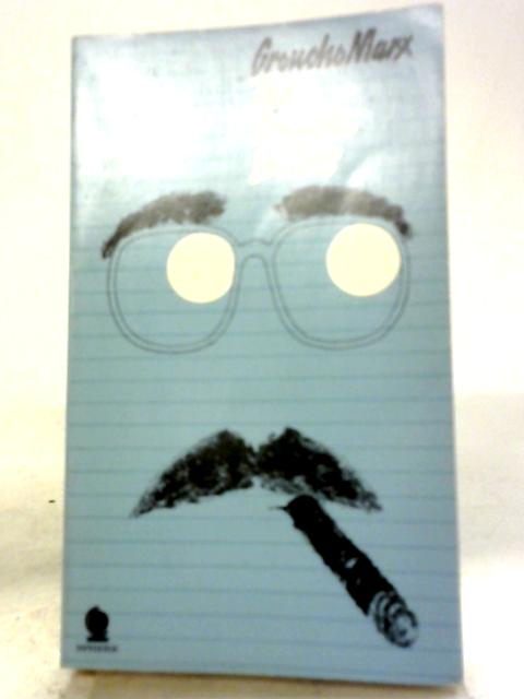 Groucho Letters By Groucho Marx