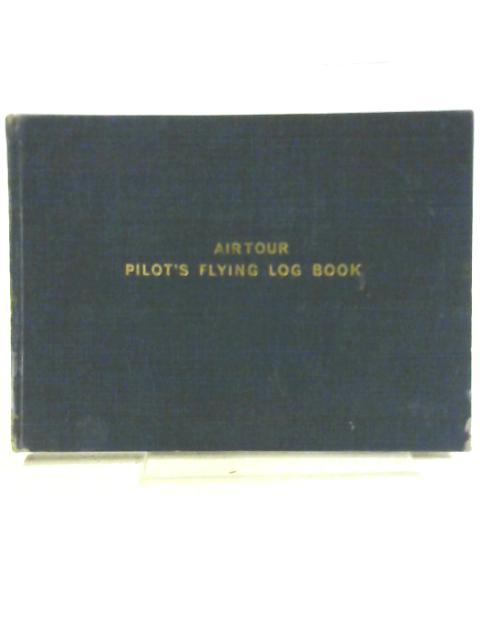 Airtour Pilot's Flying Log Book