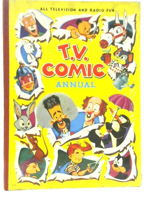 T.V. Comic Annual By Various