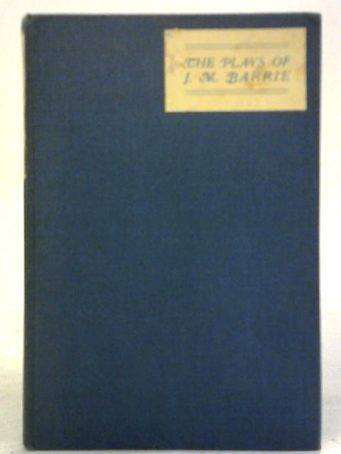 Peter Pan Or The Boy Who Would Not Grow Up. With A Dedicatory Preface: To The Five by J. M. Barrie