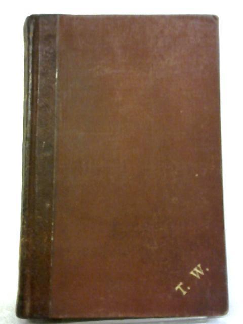 Cursus Philosophiae Ad Usum Seminariorum Volumen Primum By Carolo Boyer