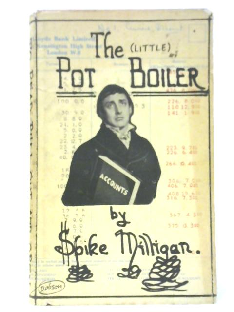 The Little Pot Boiler By Spike Milligan